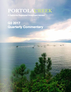 Q3 2017 Quarterly Commentary
