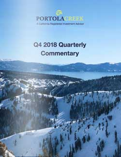 Q4 2018 Quarterly Commentary